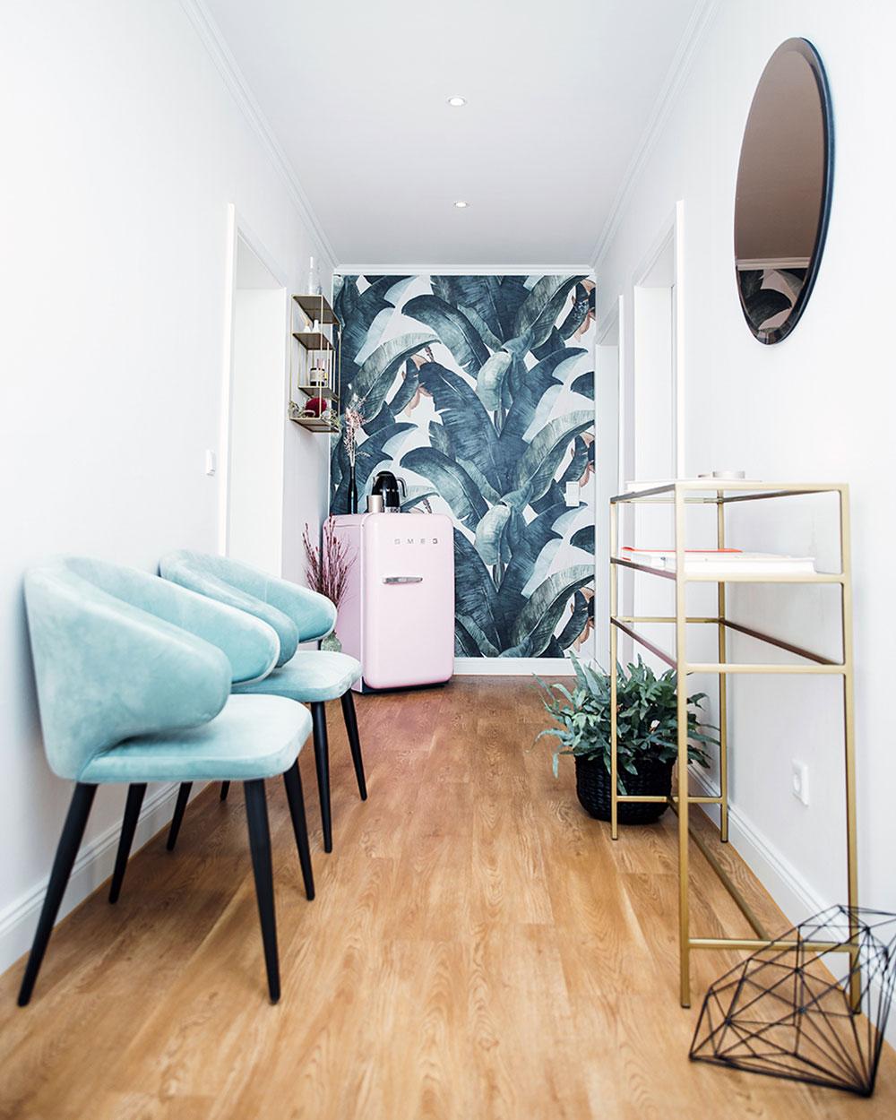 Studio von Sara Hennemann - Medizinische Kosmetik in der Elbchaussee 150